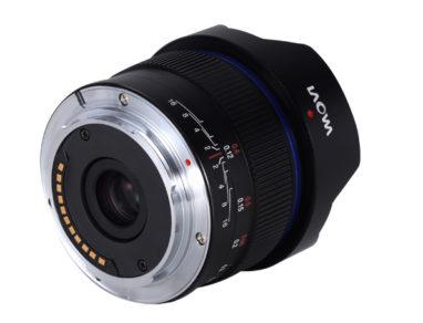 Per le fotocamere Micro Quattro Terzi, il produttore cinese Venus Optics, lancia un nuovo, originale, obiettivo, l'ultra wide compatto 10mm f/2 Zero-Distortion MFT