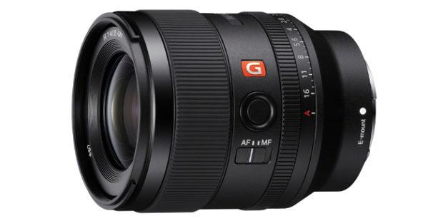 Sony FE 35mm F1.4 GM, grandangolo versatile