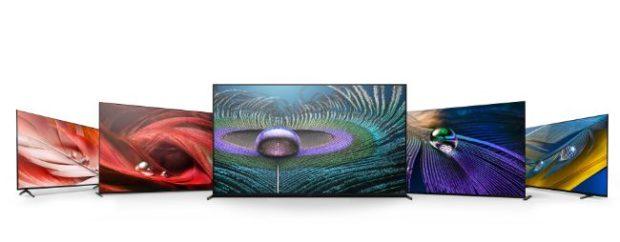 Sony Bravia TV XR: 8K LED, OLED e nuovo processore