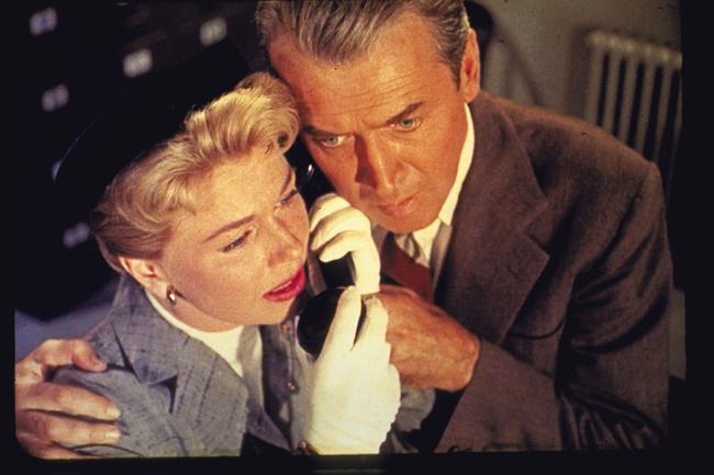 Alfred Hitchcock, L'uomo che sapeva troppo, 1956 © Universal Pictures