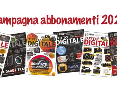 Tutto Digitale Campagna Abbonamenti 2021