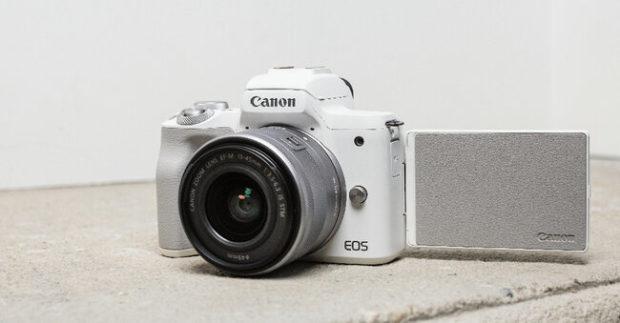 Canon EOS M50 Mark II, la mirrorless per i 'content creator'