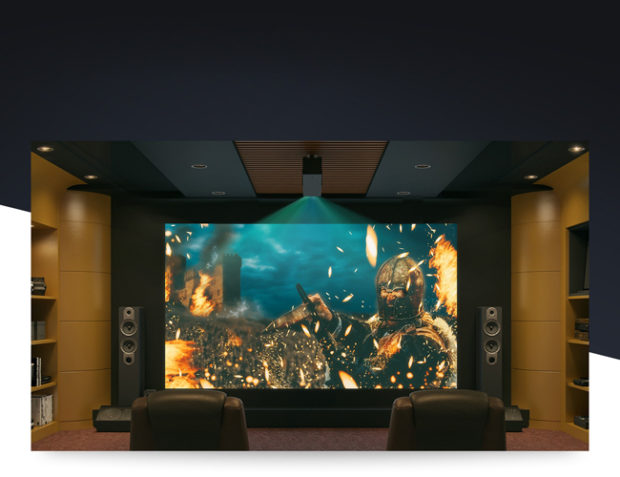 LG CineBeam, proiezione fra HD & UHD