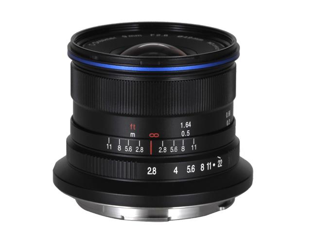 Laowa 9mm f/2.8 'Zero Distortion