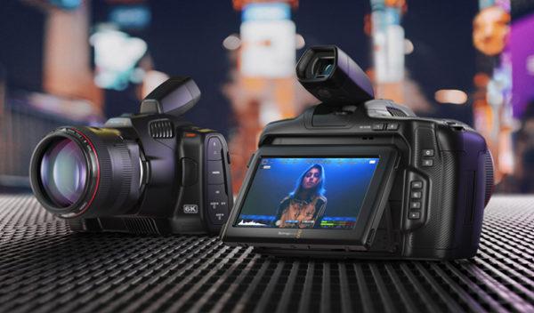 Pocket Cinema Camera 6K Pro