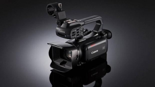 Zoom 20x, ripresa in 4K e 3G-SDI: ecco Canon XA45