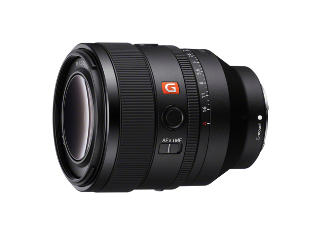 Sony FE 50 mm F1.2 G Master