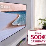 LG OLED GX in offerta speciale