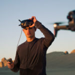 DJI FPV: il drone 4K arriva a 140 km/h