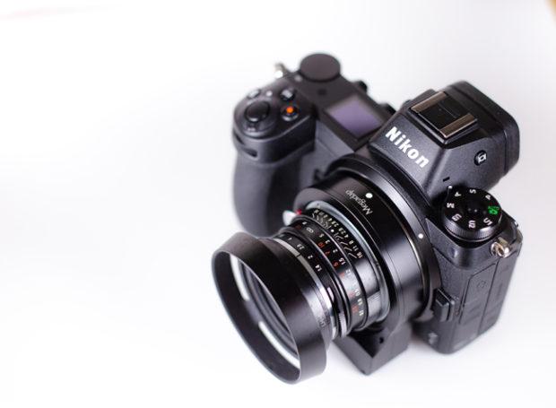 Megadap MTZ11, il nuovo adattatore per Nikon Z