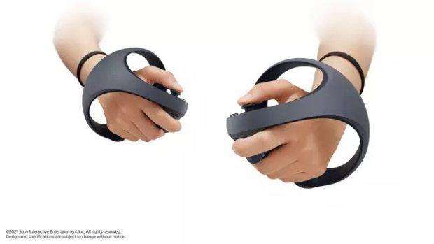 Sony, ecco il controller VR di nuova generazione per PS5