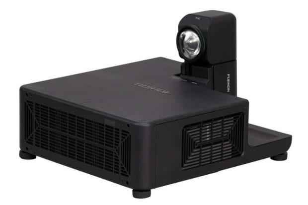 Videoproiettore Fujifilm Z8000: obiettivo ruotabile e tanti lumen