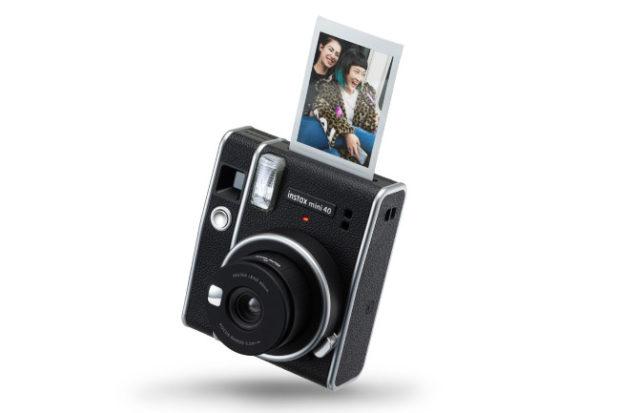 Fujifilm instax mini 40, rétro istantaneo