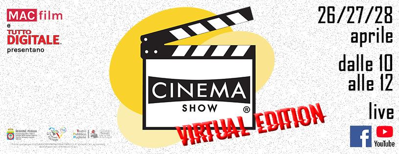 © Cinema Show Virtual