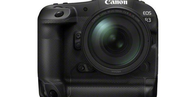 Canon annuncia lo sviluppo della mirrorless EOS R3