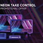 Atomos Neon, prendi il controllo