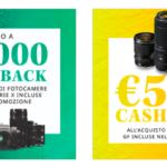 Fujifilm, continua il cashback