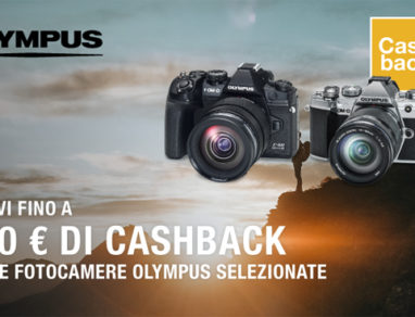 Olympus Cashback 2021