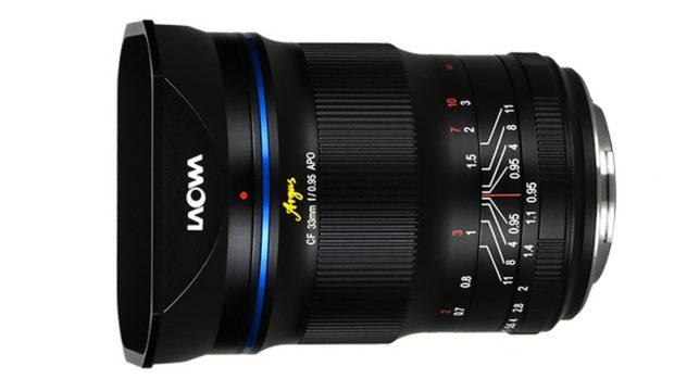 Laowa Argus 33mm f/0.95 CF APO, 'che tutto vede'