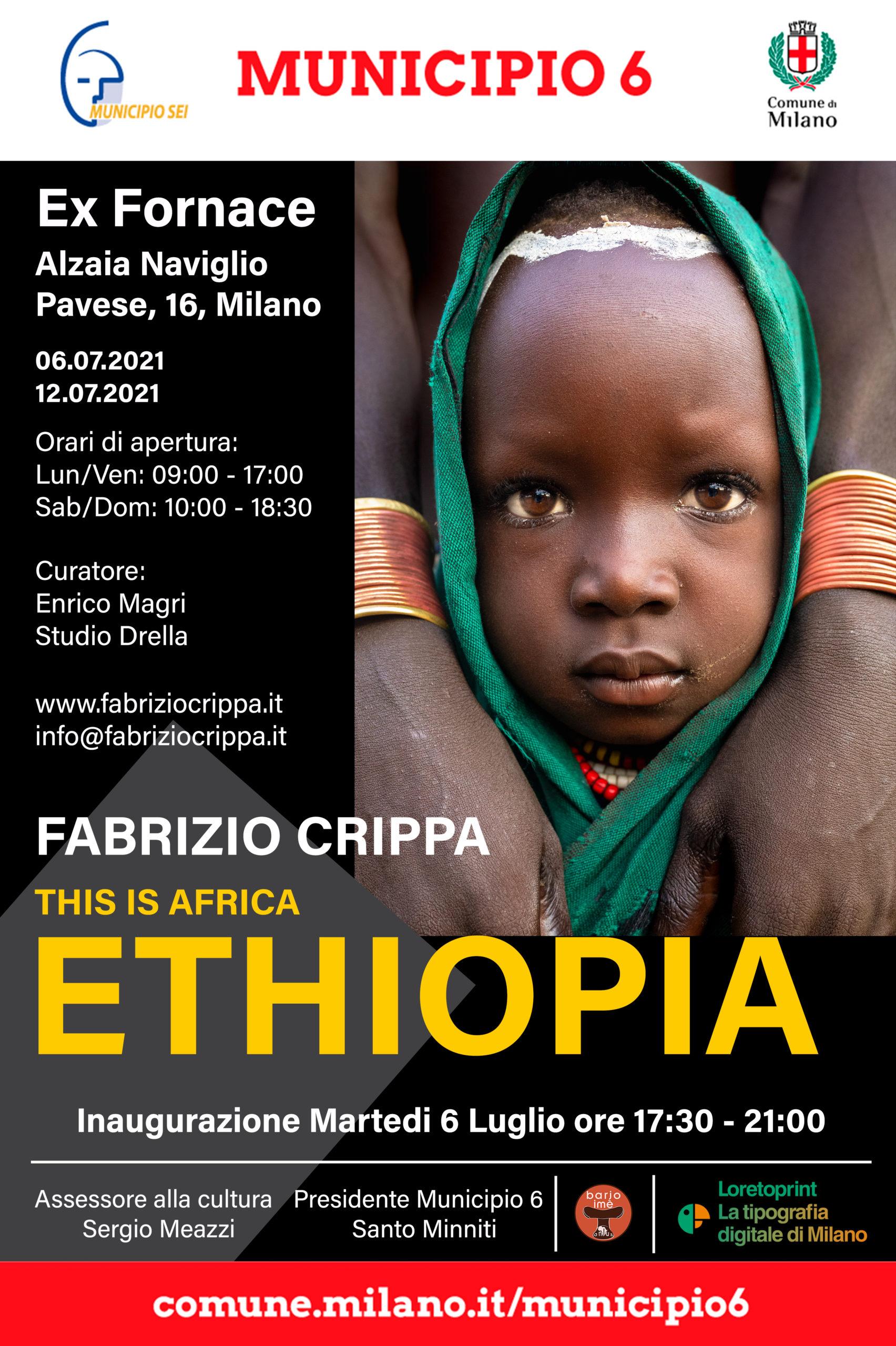 """""""This is Africa – Ethiopia""""- Fabrizio Crippa"""