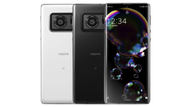 Sharp Aquos R6, lo smartphone con il sensore da 1″