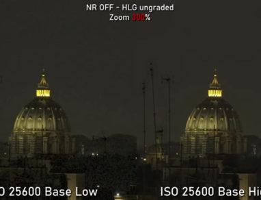 Sony FX6 Low Light 4K Extensive Test