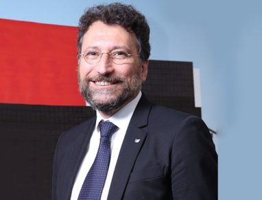 Andrea Romeo Country Director della Business Unit Imaging Technologies and Communication Group di Canon Italia