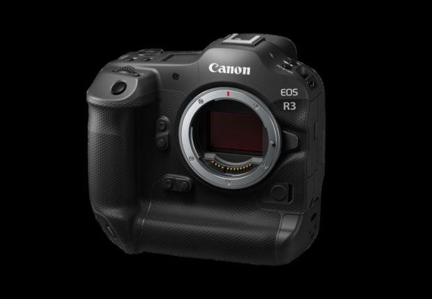 Canon EOS R3, altri dettagli