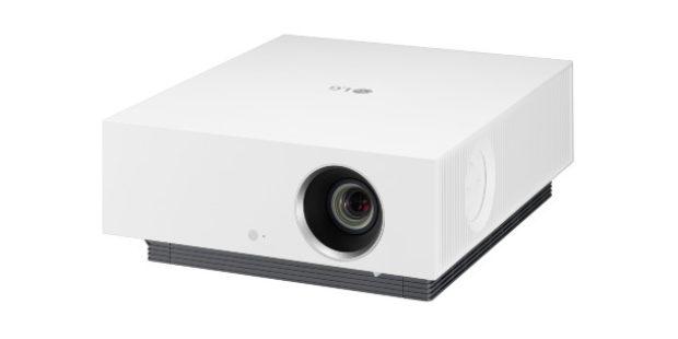 LG Cinebeam HU810PW, nuovo proiettore laser 4K