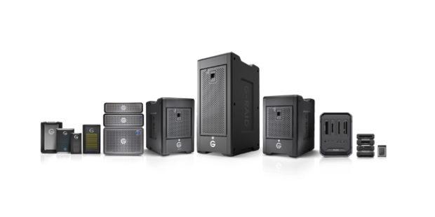 SanDisk Professional by Western Digital, storage di alto livello