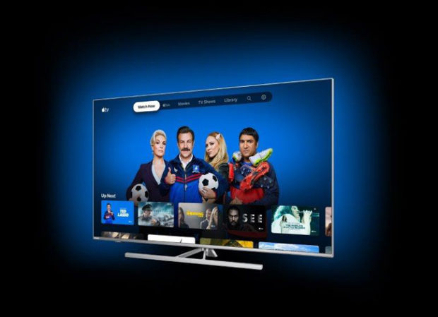 Televisori TP Vision Philips Android, ora con app Apple TV