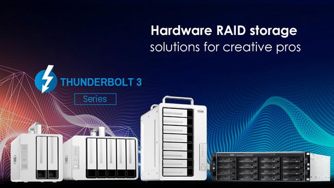 TerraMaster Hardware RAID