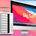 TerraMaster, nuove soluzioni RAID hardware per la serie Thunderbolt 3