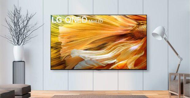 I TV QNED Mini LED LG arrivano in Italia: ecco i prezzi