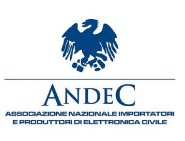 ANDEC logo