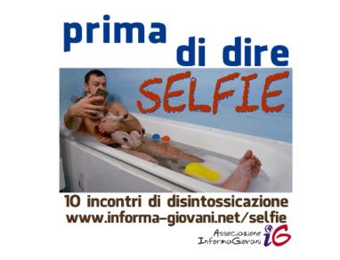 Prima di dire selfie