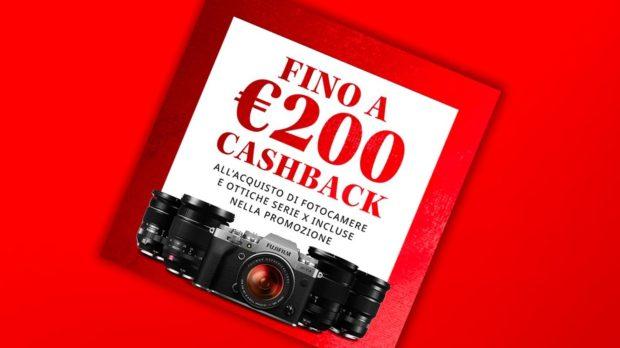 Fujifilm, nuova promozione Summer Cashback