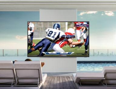 Samsung TV The Terrace