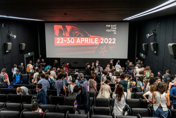 Far East Film Festival, Gelso d'Oro alla carriera a L'immagine ritrovata di Bologna