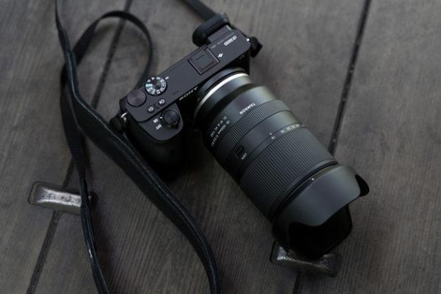Tamron 18-300mm F/3.5-6.3 Di III-A VC VXD, tutto in uno