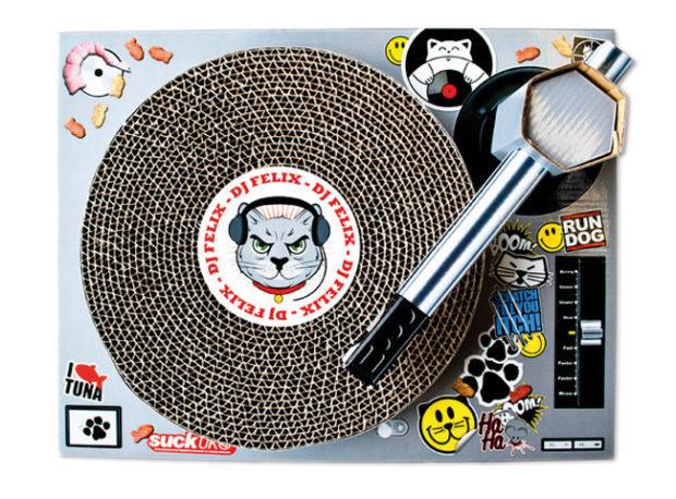 Cat Playhouse, lo scratch di DJCat