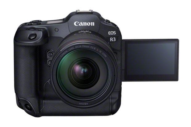 Canon EOS R3, la R3gina