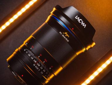 Laowa Argus 35mm f/0.95 FF