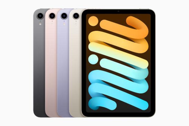 iPad mini, iPad ed Apple Watch Series 7, continuano le novità Apple