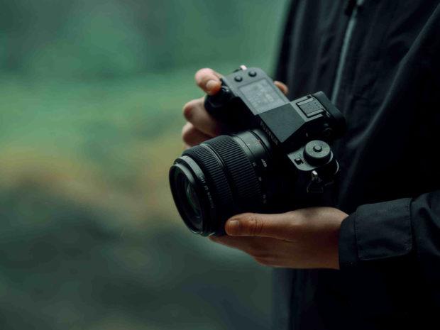 Fujifilm GFX50S II, il medio formato è grande