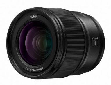 Lumix S 24mm