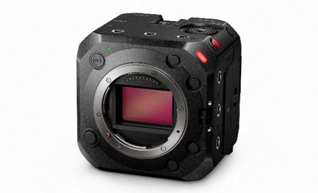 Panasonic Lumix BS1H, debutta la 'box-camera' mirrorless per il video