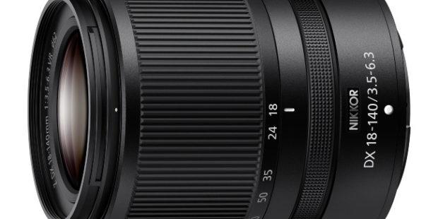 Nikkor Z DX 18-140mm f/3.5-6.3 VR, nuovo zoom per le Nikon Z