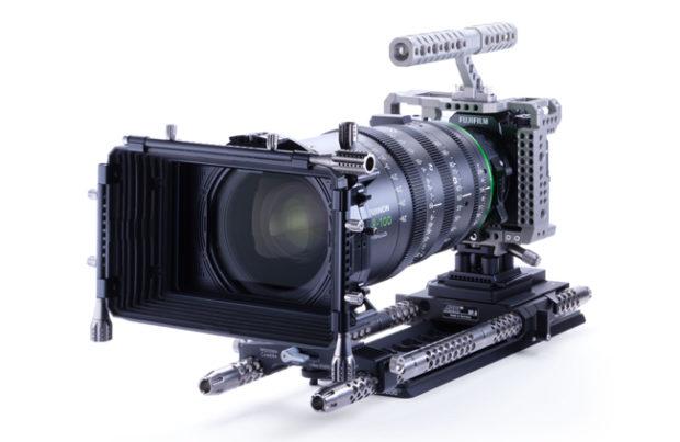 X-Cage cinematografico per Fujifilm GFX100s